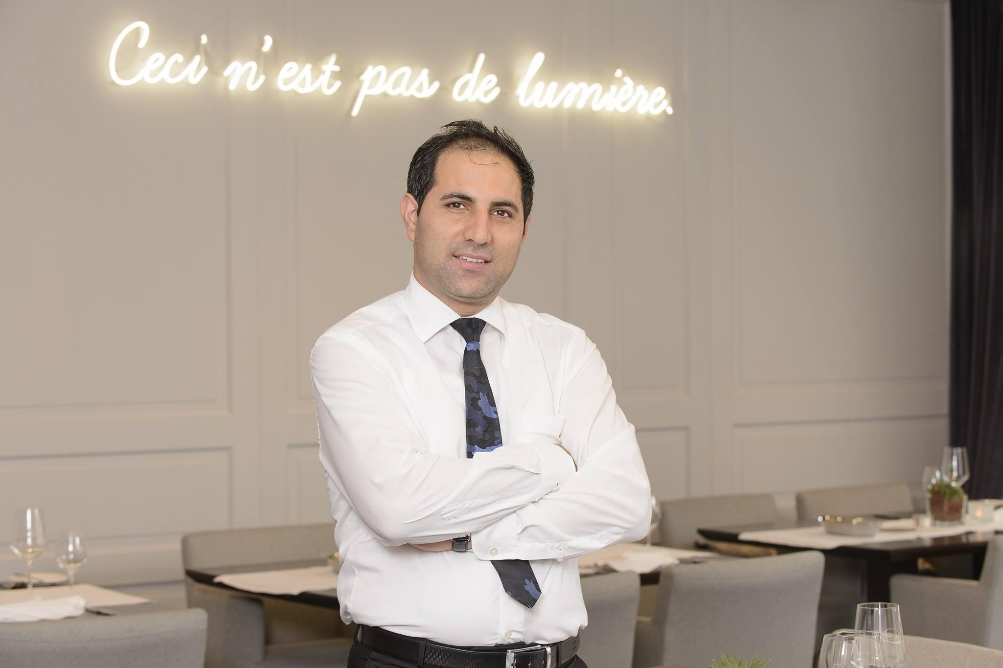 Hasan Yildiz - Inhaber Ristorante Bella Italia