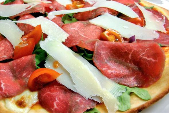Pizza - Speisekarte - Restaurant Bella Italia