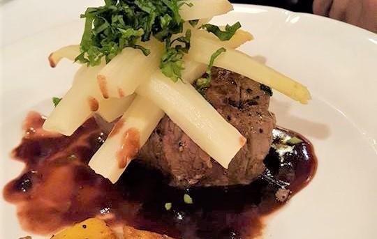 Spezialitäten vom Kalb und Rind - Speisekarte - Restaurant Bella Italia