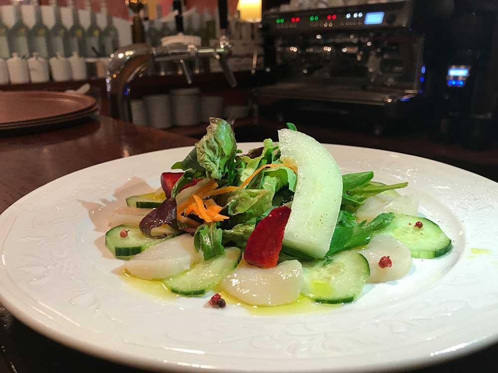 Salate - Speisekarte - Restaurant Bella Italia