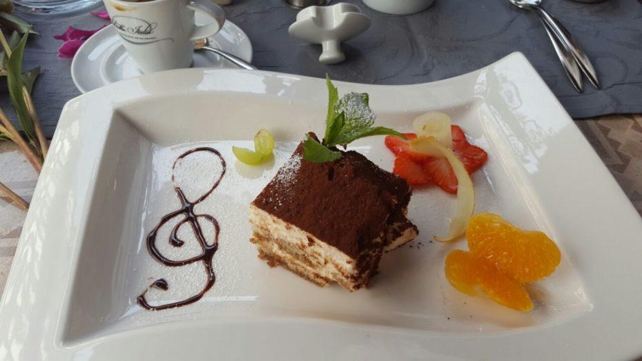 Dessert - Speisekarte - Restaurant Bella Italia