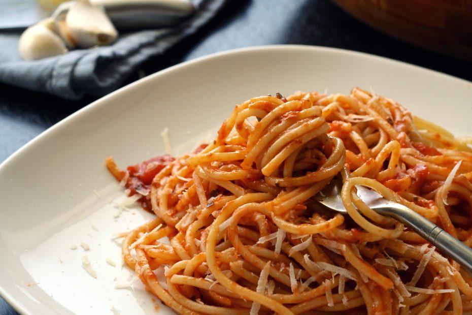 Kinderspaghetti - Speisekarte - Restaurant Bella Italia